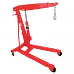 3584 - AFF -  LB Capacity Heavy-Duty Engine Floor Crane
