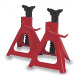 3312B - AFF - 12 Ton Capacity Truck Stand