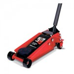 350SS - AFF - Professional 3.5 Ton Heavy-Duty Double-Pumper Floor Jack