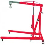 3582 - AFF - 4400 LB Capacity Foldable Engine Crane