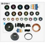 Hunter 20-2154-1 Direct-Fit Collets, Adjustable Flange Plate Kit and Accessories