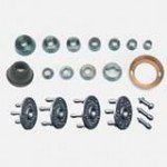 Hunter 20-2206-1 Low Taper Cone and Flange Plate Mounting Kit