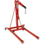 78106A - Norco Foldable 2500 LB Capacity Engine Crane