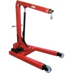 78600B - Norco 3 Ton Capacity Air/Hydraulic Floor Crane