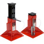 81225 - Norco -25 Ton Capacity Jack Stands (Pair)